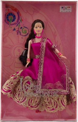 SJB Indian Traditional Doll