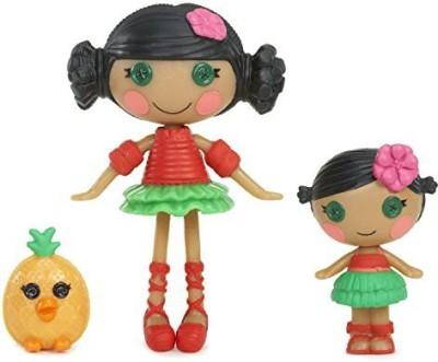 Lalaloopsy Mini Littles Mango Tiki Wiki And Kiwi Tiki Wiki