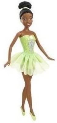 Disney Ballerina Princess Tiana Doll