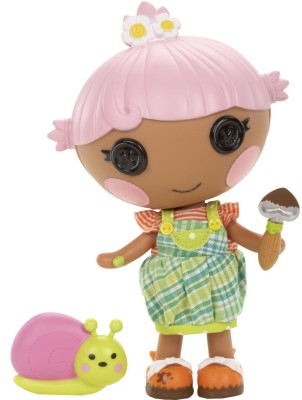 Lalaloopsy Littles Doll - Petal Flowerpot