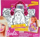 Tara Toy Barbie Color N Style Handbag (M...