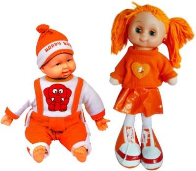 Arthr Musical Happy Baby & Dora Doll