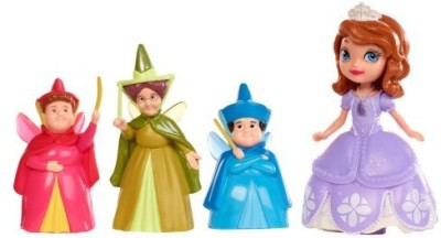 Mattel Disney Sofia The First 3