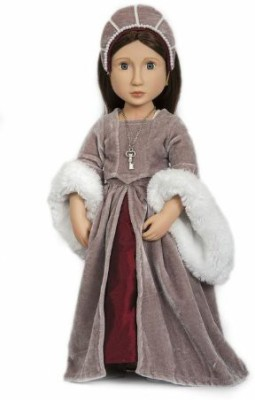 A Girl for All Time Matilda Your Tudor Girl 16(Grey)
