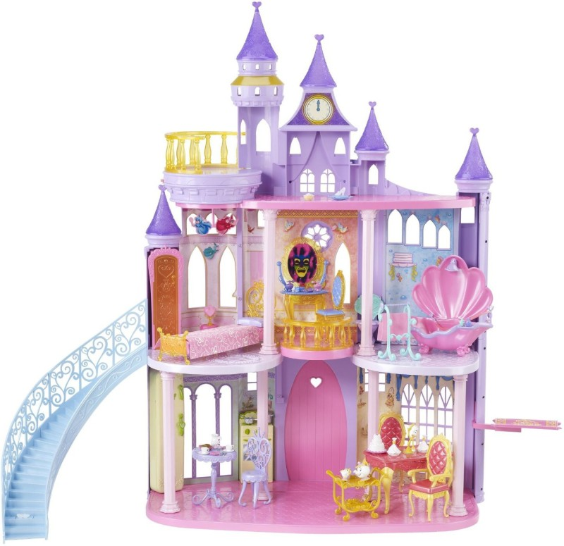 Mattel Princess Castle(Multicolor)