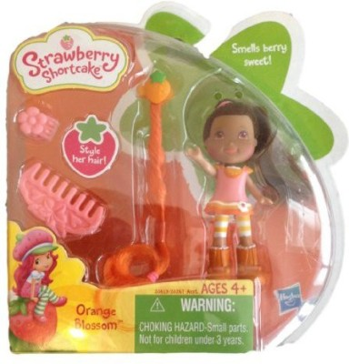 Hasbro Strawberry Shortcakemini Orange Blossom3 Inches(Multicolor)