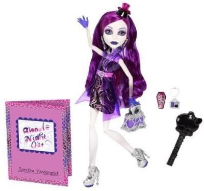 Monster High Ghouls Night Out Spectra Vondergeist