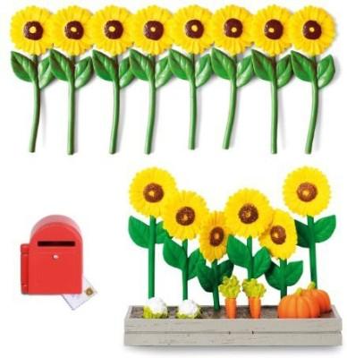 Lundby Smaland Dollhouse Garden Plot Set(Multicolor)