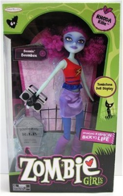 Jakks Pacific Zombie Girls 115