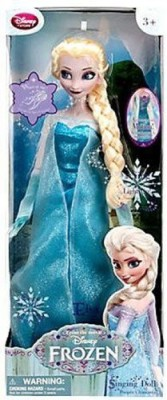 Disney Frozen Exclusive 16 Inch Singing Elsa