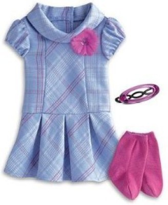 American Girl Myag Sweet School Dress For+ Charm