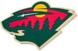 NHL Minnesota wild nhl 3d foam logo wall...