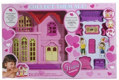 Shop & Shoppee Wonderful House Set
