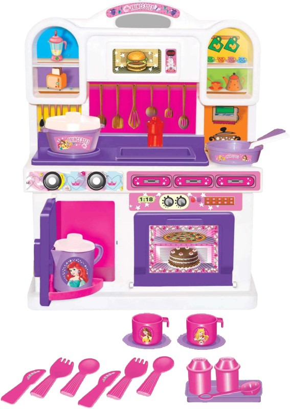 Toyzone My Activity Kitchen Centre(Multicolor)