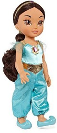 Disney Collection Jasmine Toddler Doll(Multicolor)