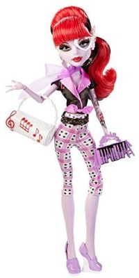 Monster High Monster Scaritage Operetta Doll and Fashion Set
