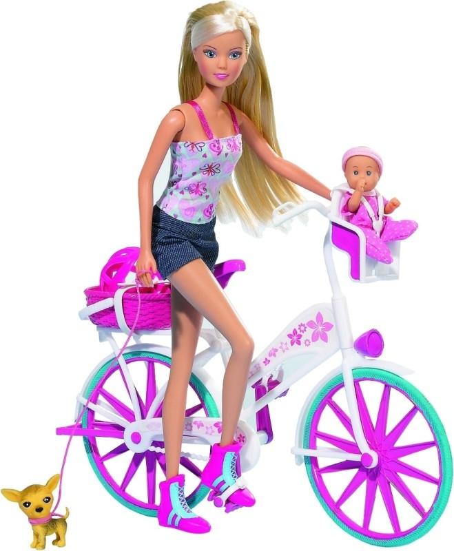 Steffi Love Bike Tour(Multicolor)