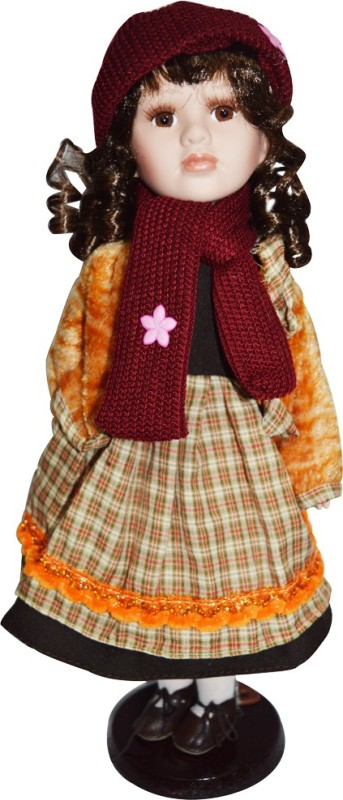 Bird In Blue Lucy Doll(Multicolor)