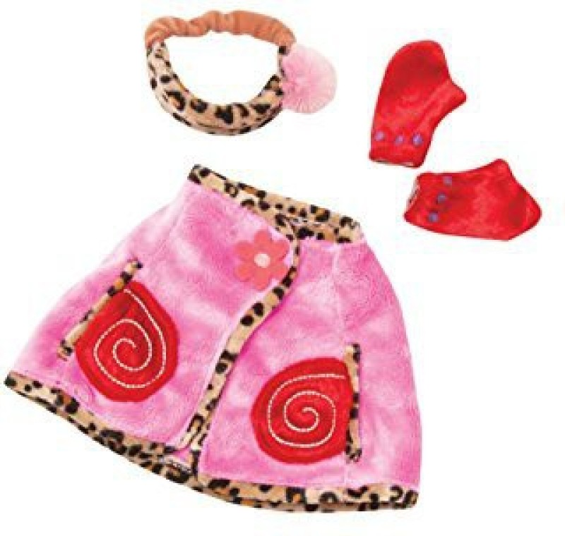 Manhattan Toy Groovy Girls Chilltastic Cape(Multicolor)