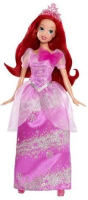 Mattel Disney Princess Sparkling Princess Ariel Doll - 2012