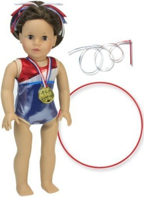 Sophia's Gymnastic Outfit Set For 18 Inch5 Pc Set Fits American