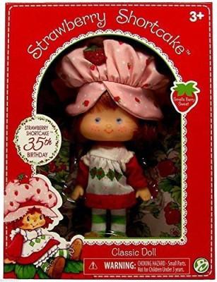 The Bridge Strawberry Shortcake 35th Birthday Classic Doll 6