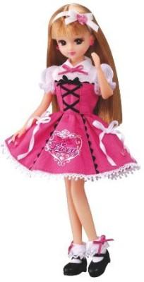 Takara Tomy Cute Kawaii Licca-chan Doll (japan import)