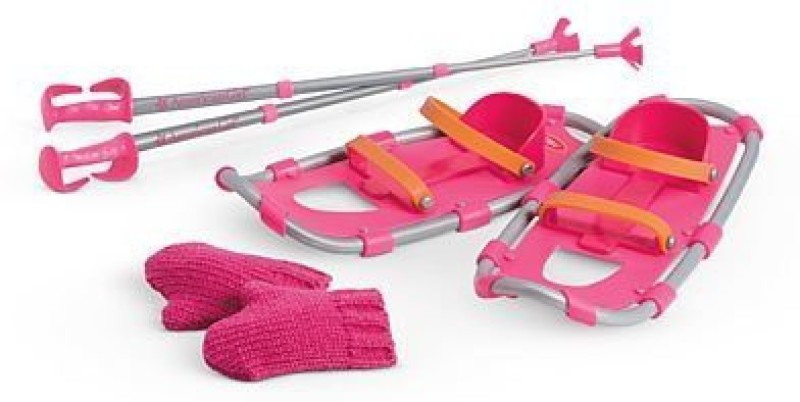American Girl Snowshoe Set For(Pink)