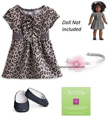 American Girl My AG Sweet Savannah Dress for 18
