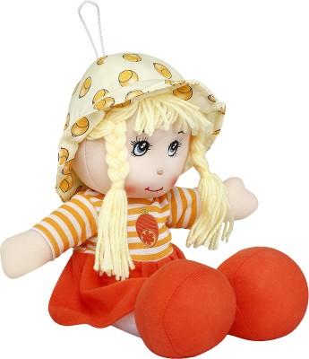 Emob Orange Baby Rag Doll Big Size