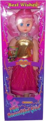 Giffi Beautiful Girl Pink