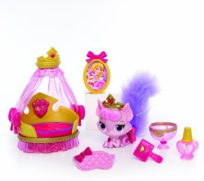 Blip Toys Disney Princess Palace Pets Beauty And Bliss Playset