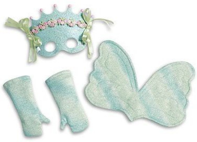 American Girl Cecile Or Mariegrace'S Fairy Costume Accessories(Multicolor)