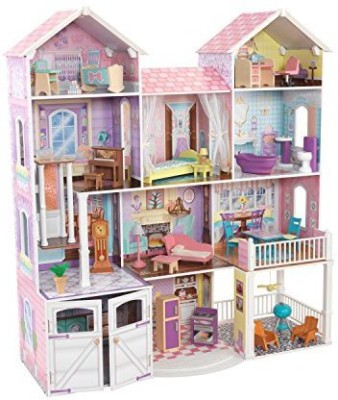 KidKraft Country Estate Dollhouse(Multicolor)