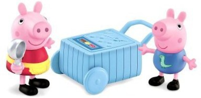 Fisher Price Peppa & George Ice Cream Time