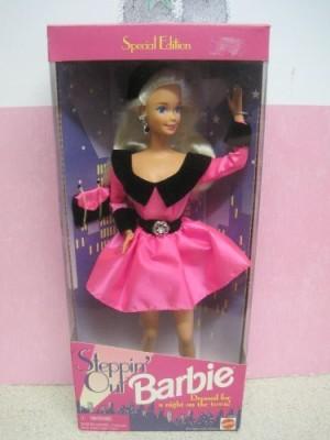 Mattel Steppin Out Barbie
