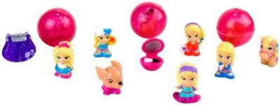 Blip Squinkies Barbie Pack 2