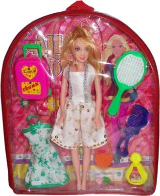 Giffi Allice Doll White