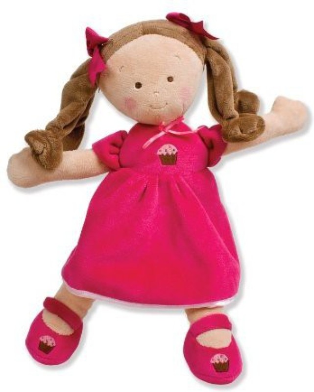 North American Bear Company Little Princess Happy Birthday Brunette(Pink)