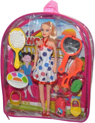 RK Toys Princess Girl & Fashion Kit