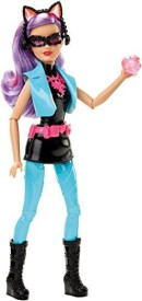 United Pacific Designs Barbie Spy Squad Cat Burglar Doll(Multicolor)