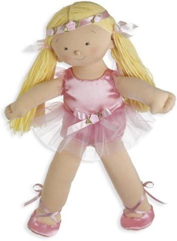 North American Bear Company Rosy Cheeks Big Sister Ballet Blonde(Pink)