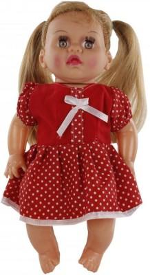 Speedage Tannu Doll Red