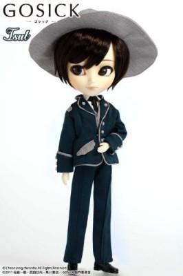 Pullip Dolls Isul Gosic Kujo Kazuya 11