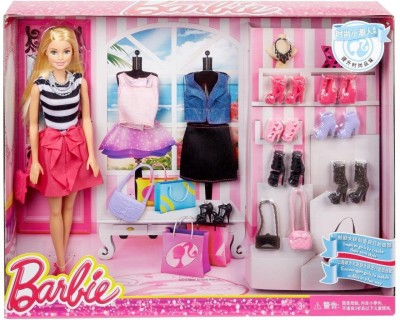 Barbie Barbie Fashions and Accessories, Multi Color