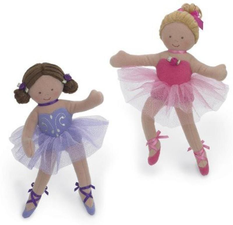 North American Bear Fancy Prancy Ballerina Set Light Ethnic (2 S)(Multicolor)