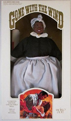 World Dolls Gone With The Wind Mammy 1989(Multicolor)