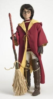 Tonner Dolls Harry Potter Gryffindor Seeker(Multicolor)