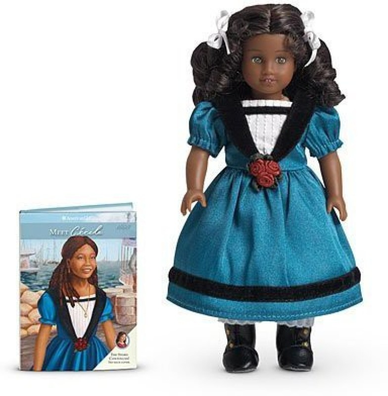 American Girl Cecile Mini(Blue)