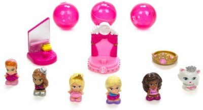 Squinkies Blip Barbie Bubble Pack Series 7 Dance With Tiny